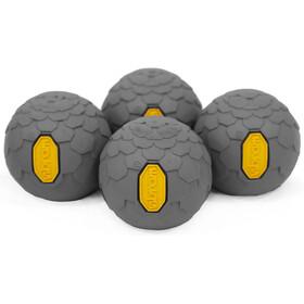 Helinox Vibram Ball Feet Sæt 4 stk., grå